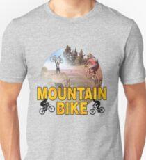 MTB - Mountain Bike Tee Unisex T-Shirt