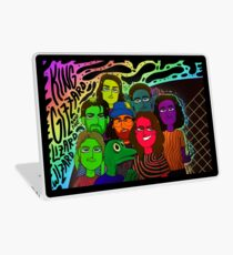 king gizzard & the lizard wizard: rainbow edition Laptop Skin