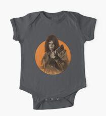 Neil Young Harvest Baby Body Kurzarm