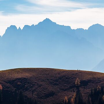 fall in the Julian Alps by zakaz86