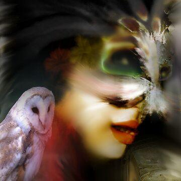 Fairies' Masquerade by maggiebarra