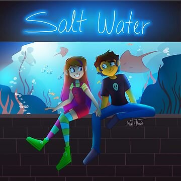 Salt Water Room by nathvods