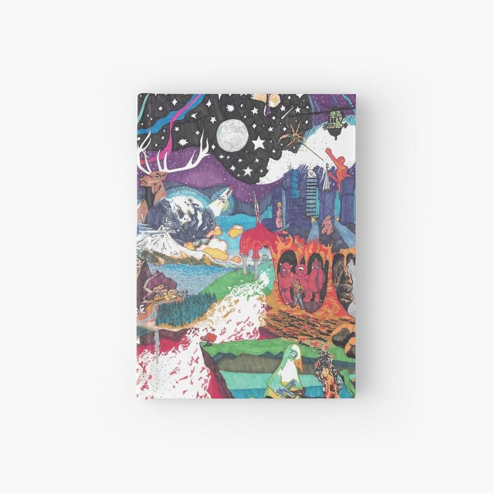 The Fabric Notizbuch