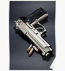 Pistol Poster