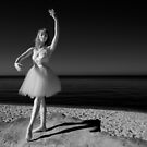 Ballet at sunrise by Chris Dowd