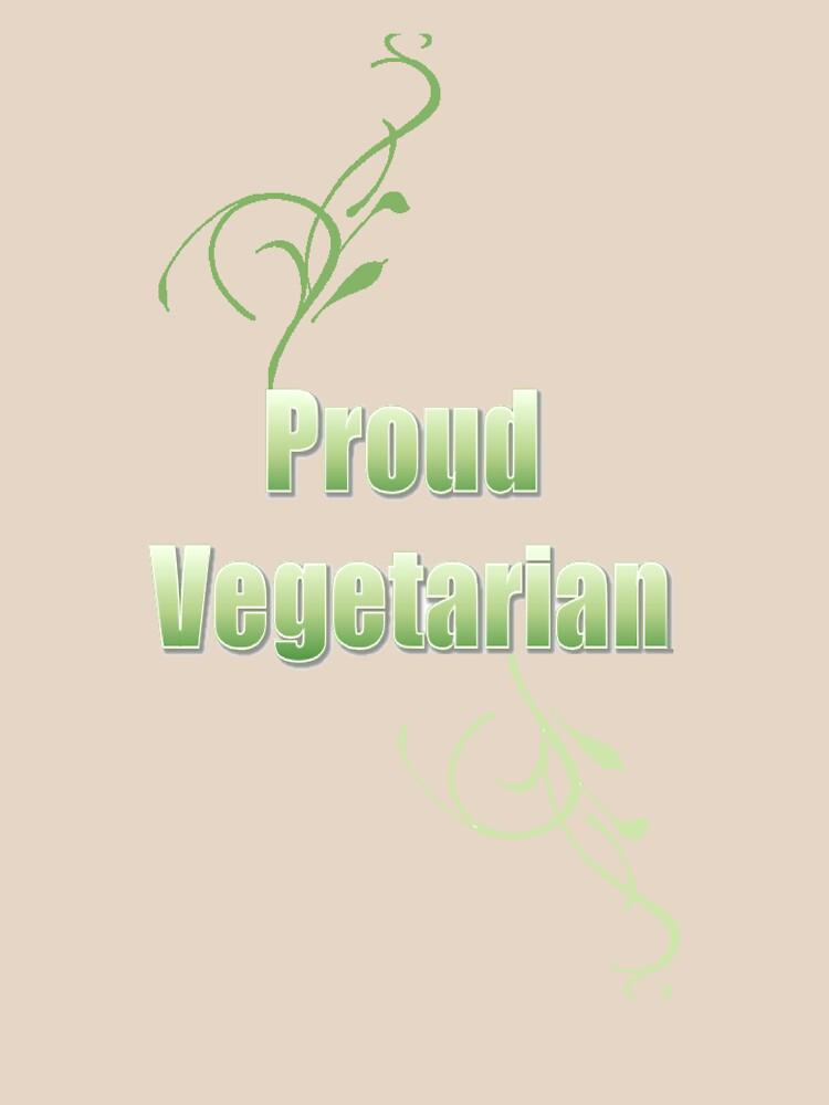 Proud Vegetarian by PrettyNickie