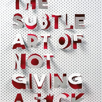 The Subtle Art by katiefarello