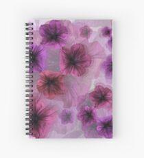 Petunia Shades Spiral Notebook