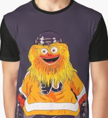 The mascot Gritty of the Flyers Graphic T-Shirt