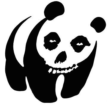 Panda by monclus