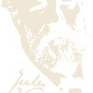 Science Fiction Visionary - Jules Verne Portrait 5 by EDDArt