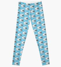 Stay Cool Ice Cube Leggings