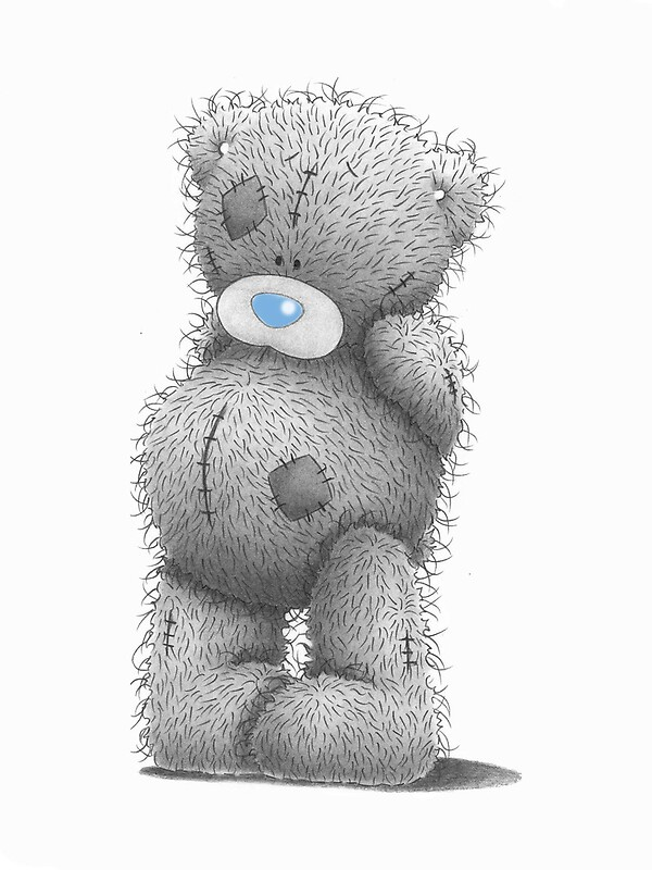 Quot Tatty Ted Quot By Adam Stone Redbubble