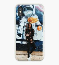corbyn besson space wall iPhone Case