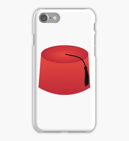 Fezzes Are Cool Now iPhone Case/Skin