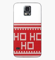 ❄ Holidays Pattern ❄ ◕‿◕ Case/Skin for Samsung Galaxy