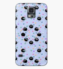 Soot Sprites and konpeito Case/Skin for Samsung Galaxy