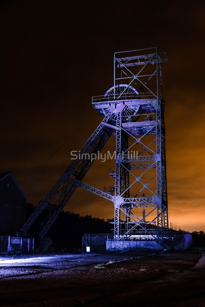 Colliery - A Link to a Mining Past by SimplyMrHill