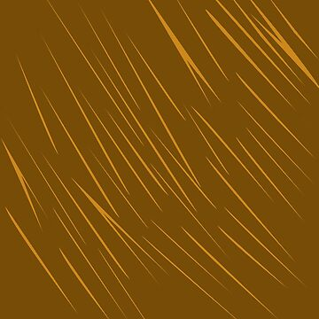 gold with choco design lines by wellnessSisters