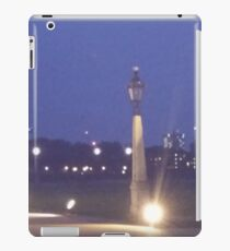 Greenwich Blue iPad Case/Skin