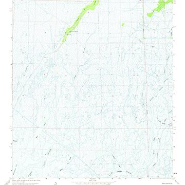 USGS TOPO Map Louisiana LA Bayou Sauveur 331393 1964 24000 by wetdryvac