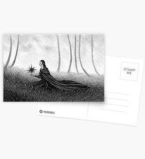 Dark Star Summoner Postcards
