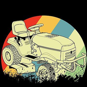 Tractor driver by GeschenkIdee