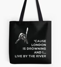 The Clash - London Calling Tote Bag