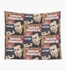 Danny Dyers Chocolate Homunculus Wall Tapestry