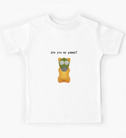 Are You My Gummy? (Black Text) Kids Clothes
