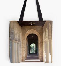 UWA to Tropical Grove Tote Bag
