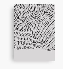 Ink Brush #1 Canvas Print