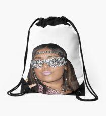 peace Drawstring Bag