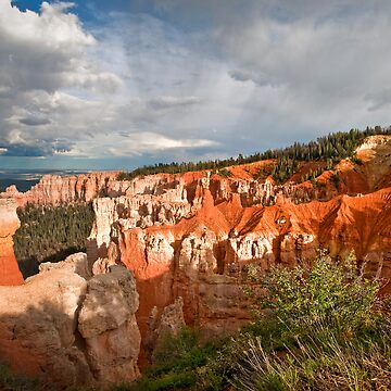 Bryce Canyon by valentina9