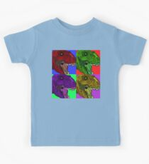 Pop Rex Kids Tee