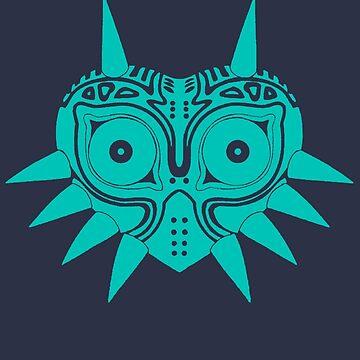 Majora's Mask by EvelynR