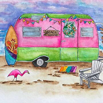 Beachcomber Camper by jstunkard