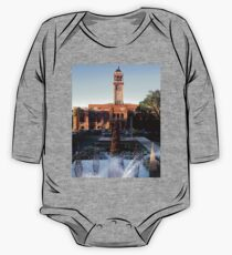 Xmas at Civic Park Newcastle  One Piece - Long Sleeve