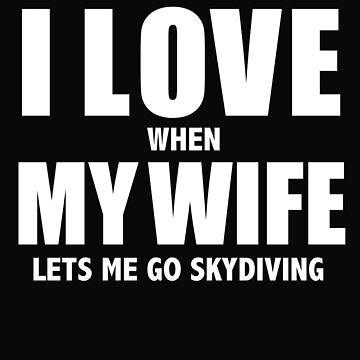 Love my wife when she lets go skydiving whipped by losttribe