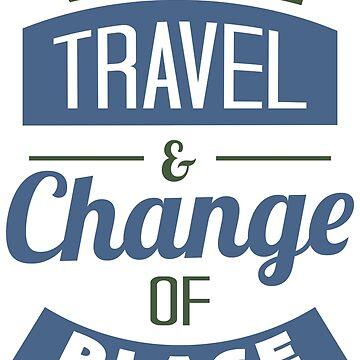 Travel - change of scenery by Skullz23