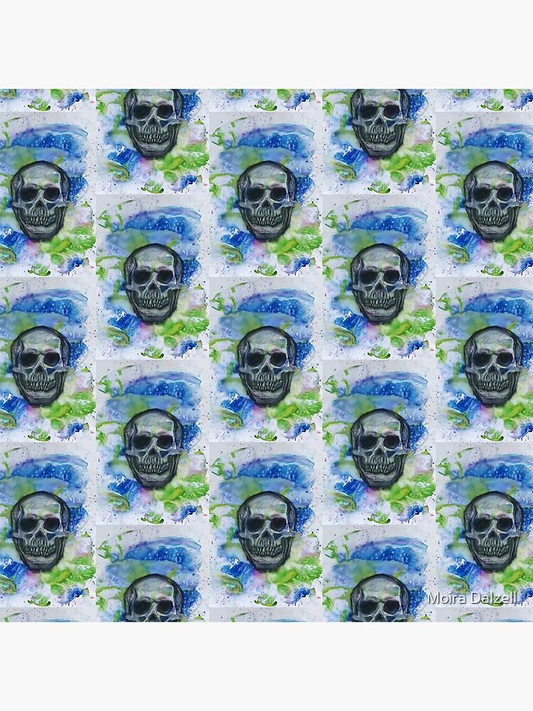 Colour Skull by MoiraDalzell