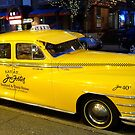 Yellow cab by pucci ferraris