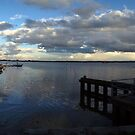 Storm Clouds Panorama by newbeltane