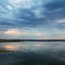 Beaumaris twilight by Stephanie Johnson