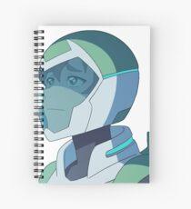 Voltron Pidge Spiral Notebook