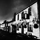 Old Ship Inn, Heybridge - Mono by newbeltane