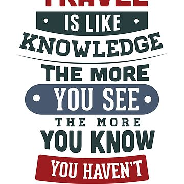 Travel - Knowledge by Skullz23