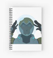 Voltron Hunk Spiral Notebook