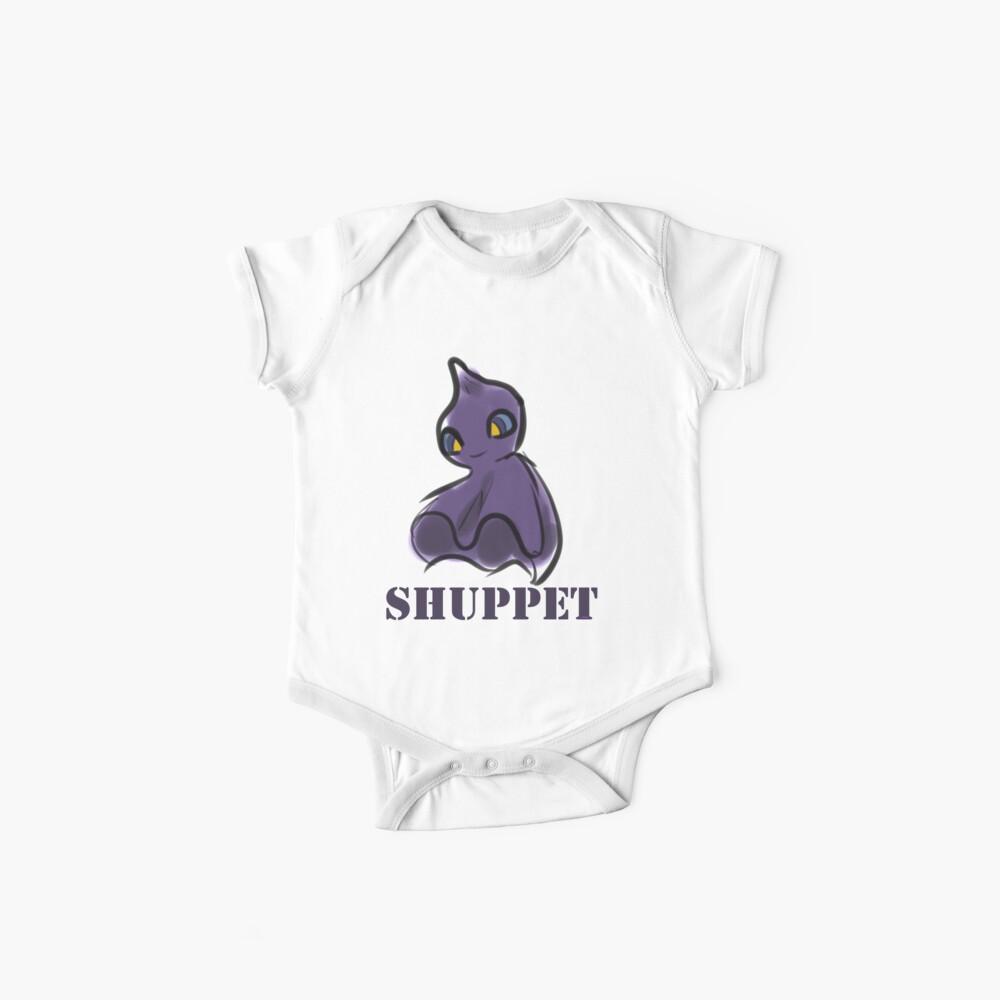 Shuppet Body para bebé
