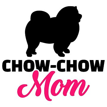 Chow-chow mom by Designzz